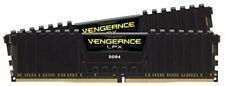 Corsair Vengeance LPX 16GB 2 x 8GB DDR4 DRAM 3600MHz PC4-28800 C18 Kit Black