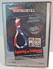 DVD - CAPTURING THE FRIEDMANS - CINE DOCUMENTAL EL PAIS - NUEVO PRECINTADO