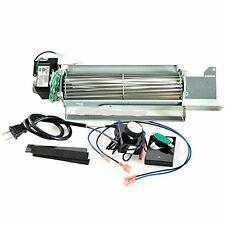 Fireplace Blower Skytech Fan Kit With Rheostat Speed Control FK-165-RT