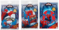 Spiderman Marvel Hero Inflatable Swim Ring Armbands Cuffs Beach Pool Holiday New