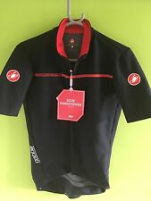 BRAND NEW GENUINE Castelli Gabba 3 short sleeve wind/rain MEN Jacket