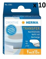 Herma Glue Refills Removable 10 Pack Multibuy