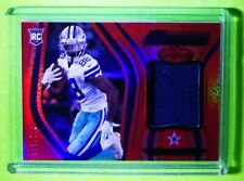 2020 Certified Ceedee Lamb ROOKIE New Generation Jersey RED 071/199 COWBOYS