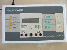 Fysiomed NV neodiadyne 2000 Elektrotherapie Reizstromgerät