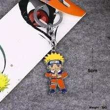 Naruto Uzumaki Naruto Metal Keychain Key Ring Pendant Anime Gift
