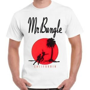 Mr Bungle California Surfers Funk Rock Music Retro T Shirt 1585