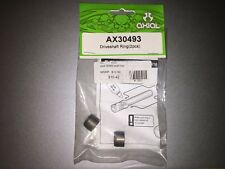 Brand New Axial AX30493 Driveshaft ring green