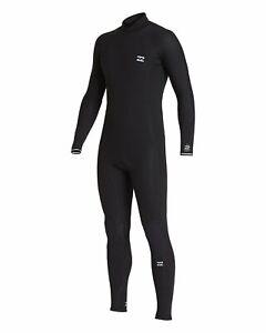BILLABONG Men's 302 ABSOLUTE COMP BZ Wetsuit - BLK - XL - NWT  LAST ONE LEFT