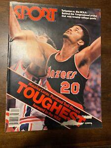 Sport Magazine - Maurice Lucas - March 1978 -(M14A)