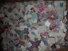 100+ USED US OFF- PAPER STAMPS FROM COLLECTION, GREAT PRICE!