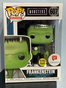 Funko Pop - FRANKENSTEIN 607 - Glows in the Dark - MONSTERS - Walgreens [DB1]