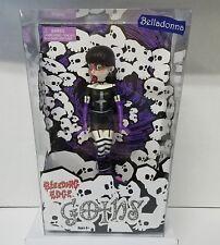 Bleeding Edge Goths Belladonna 2003 Collectible Figure Doll