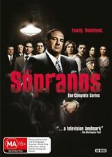 The Sopranos - Complete Collection (DVD, 30-Disc Set) NEW