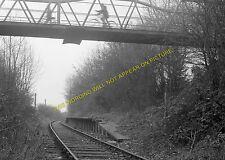 Roundwood Railway Station Photo. Harpenden - Redbourn. Hemel Hempsted Line. (2)