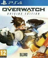 Overwatch Origins Edition PS4 Mint Same Day Dispatch 1st Class Super Fast Deliv*