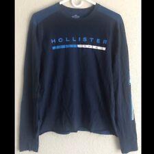Hollister / Abercrombie Blue Sweatshirt Long Sleeve Shirt