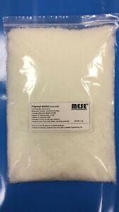 Polyvinyl Alcohol (PVOH), Pure Solid Granules, Made in Germany, Packed in the UK