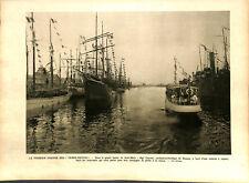 Pardon Terre-Neuvas bassin de Saint-Malo Mgr Charost cardinal ILLUSTRATION 1926