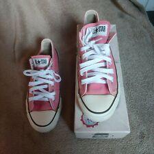 Converse Chucks Made In USA Gr. 6 ( 39 ),  rosa, getragen mit Original Karton!