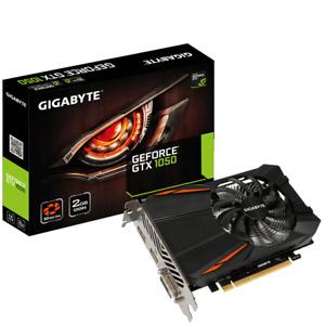Gigabyte GeForce GTX 1050 D5 2GB GDDR5 GV-N1050D5-2GD PCI-E Video Card HDMI DVI