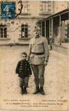 CPA La Boissiere Ecole Militaire Enfantine Heriot (617499)