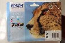 Cartouche d'encre Epson T0715 neuve (sept 2012)