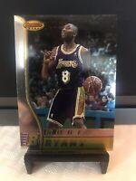 1996-97 Bowmans Best Kobe Bryant ROOKIE RC #R23 Lakers HOF Black Mamba NM/MT