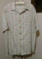 Caribbean Hawaiian Shirt ~ Size XL