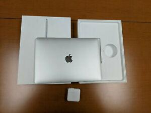"""Apple MacBook 12"""" Screen, A1534, 2017, i7-7Y75, 16GB, 500GB"""