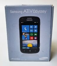 "Samsung ATIV Odyssey SCH-R860 US Cellular Windows 8 OS 4"" Touch AMOLED Screen"