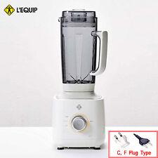 LEQUIP BS7 Quattro RPM Strong Blender Mixer Grinder Juicer 4.6hp 220V