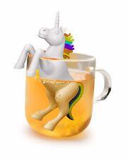 Einhorn Unicorn Regenbogen Tee Ei Teesieb Teefilter Teefilter Geschenkidee