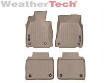 WeatherTech Floor Mat FloorLiner for Lexus LS w/ AWD and LWB - 2013-2016 - Tan