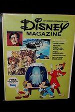 DISNEY Magazine Nov/Dec Proctor & Gamble (1976) Groucho Marx Story M103 Vintage
