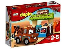 Childrens Kids LEGO DUPLO UK 10856 Cars 3 Mater's Shed Building Toy