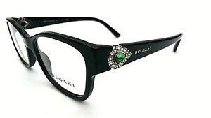 BVLGARI DESIGNER FRAMES GLASSES IN BLACK 4074 501 BRAND NEW & UNDER £125!**
