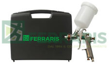 Spray gun Anest Iwata W400 1.3 MM BELLARIA CLASSIC in suitcase warranty 3 years