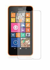 3 x New Front Clear LCD Screen Display Protector Film Foil for Nokia Lumia 635