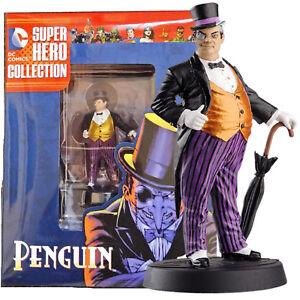 Penguin Figurine DC Comics Super Hero Figure Collection Resin Eaglemoss DC06