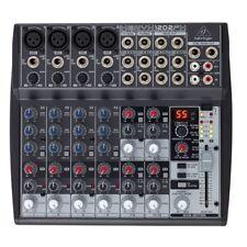 BEHRINGER XENYX 1202FX Mixer audio passivo 12 canali x studio live karaoke NEW