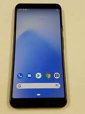 Google Pixel 3a Xl - 64Gb - Black - Shows No Sim Card - 181Sp