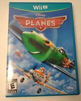 Disney Pixar Planes Nintendo Wii U Kids Game