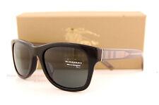 Brand New Burberry Sunglasses BE 4211 3001/87 Black/Gray for Men