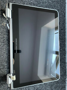 """HP Pavilion X360 13-S052SA 13.3"""" Touch Screen Assembly w/ Hinges LP133WH2-SPB2"""