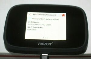 NovAtel MIFI 7730L Verizon Wireless Jetpack Mobile Hotspot