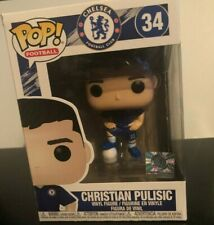 More details for christina pulisic  -  hand signed funko pop  --  chelsea fc  --  autographed
