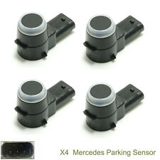 4x PDC Parking AID Sensor For Mercedes W211 W219 W203 W204 W221 W164 2215420417