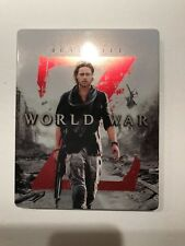 WORLD WAR Z Steelbook Blu-Ray