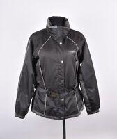Phenix Gafas Bolsillo con Capucha Mujer Abrigo Chaqueta Esquí Talla I-48, USA-12