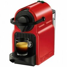 Krups Nespresso Intenso Inissia XN1005 1260W Cafetera de Cápsulas - Roja